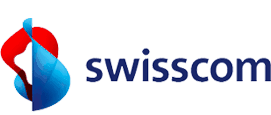 This is the logo of Swisscom