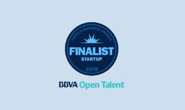Logo BBVA Open Talent