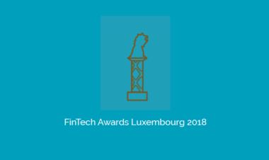 Logo FinTech Awards Luxembourg