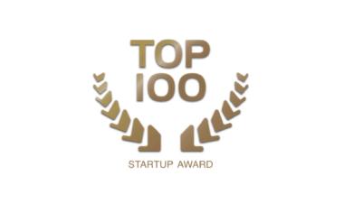 Logo Top 100 Startup Awards Switzerland
